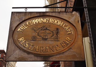 The Cupping Room Cafe