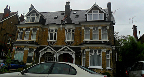 Sutton, Surrey, Greater London - Conservation Area houses