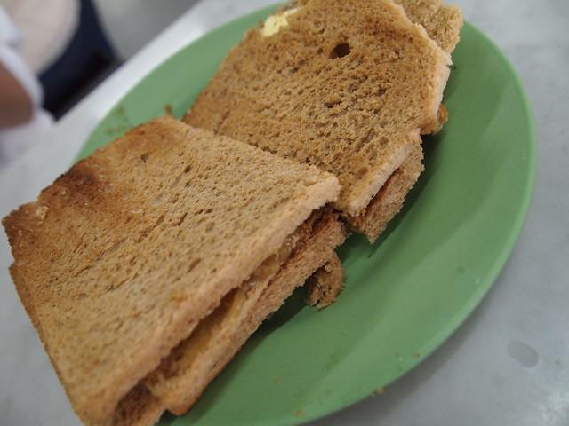 Ya Kun Kaya Toast(ヤ・クン・カヤ・トースト) P4178860