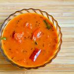 Thakkali kuzhambu/Tomato gravy