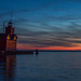 Holland State Park Sunset by Kevin Povenz