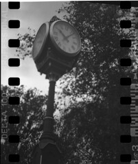 USC clock