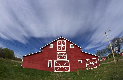 the Warembourg Barn
