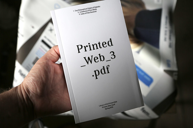 Printed Web 3