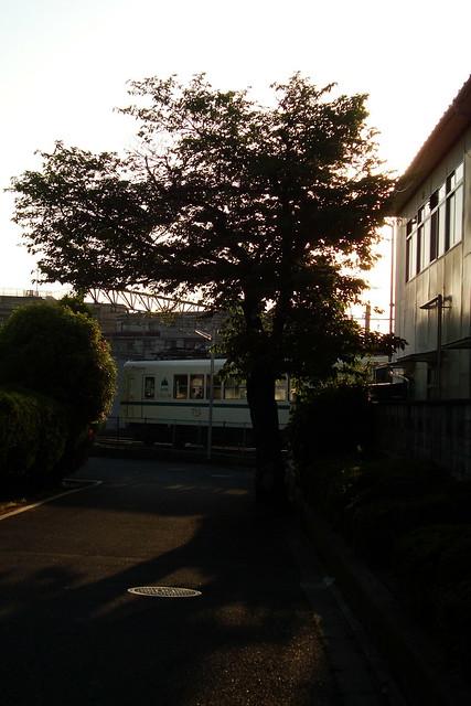 2015/04 叡山電車×きんいろモザイク ラッピング車両 #09