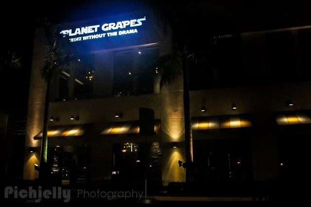 Planet Grapes Zomato