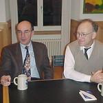 Dozentenstamm 1999