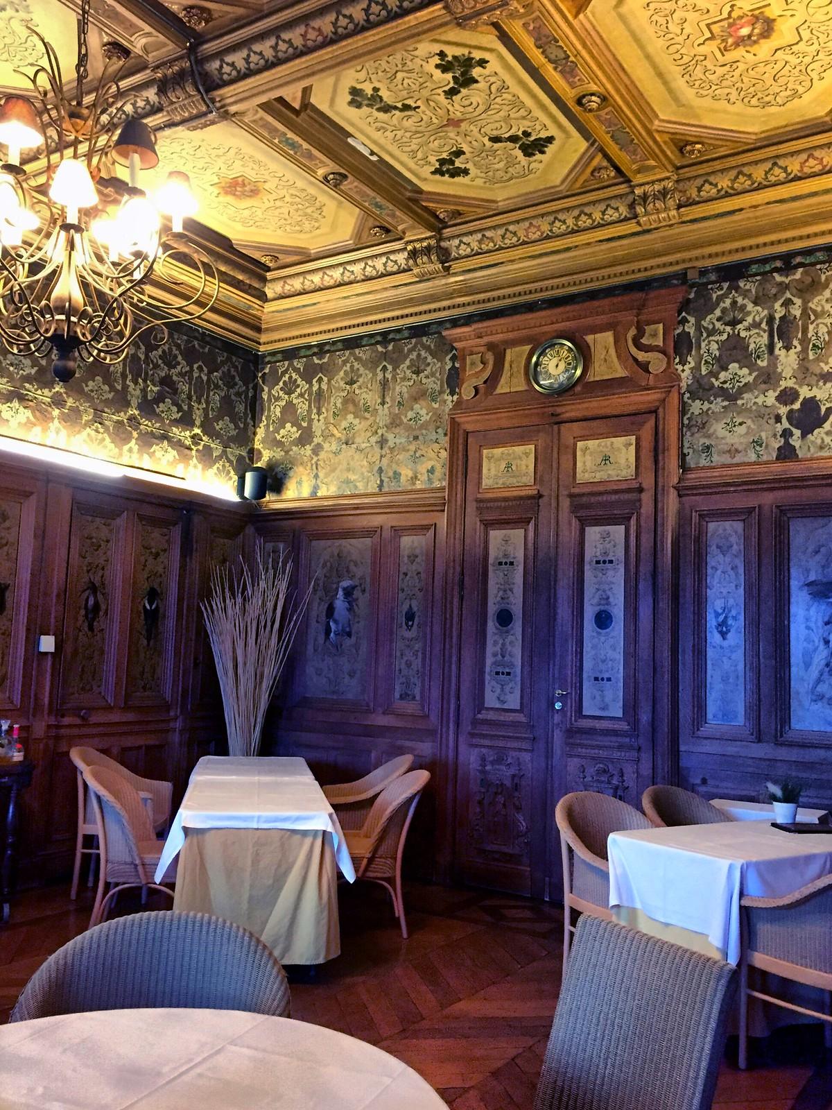 Interior, Schloss Schadau, Thun
