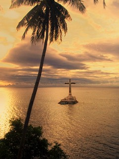 The Sunken Cemetery of Camiguin Island