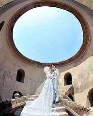 :couplekiss: prewedding photoshoot for Sulis+Aidil at Tamansari Jogja. foto prewedding by @poetrafoto, http://prewedding.poetrafoto.com  follow IG: @poetrafoto for more prewed photos update. thank you :kissing_heart: