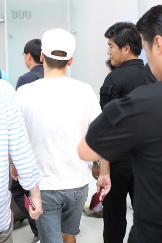 Big Bang - Incheon Airport - 07aug2015 - 李家小少爷VVV - 05