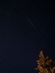 Perseid's Over Frostburg