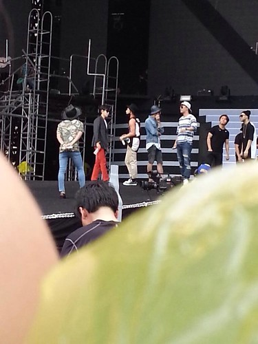 YGFamilyCon-soundcheck-20140814 (147)
