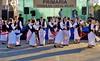 Bei der Folkloreveranstaltung waren auch eine serbische Trachtengruppe aus der Nachbargemeinde Kleinbetschkerek sowie eine aus Kleinkomlosch zu Gast.