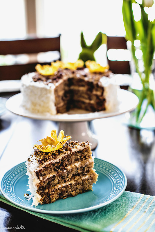 hummingbird cake recipe easter #choosesmart
