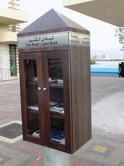 Streetside library