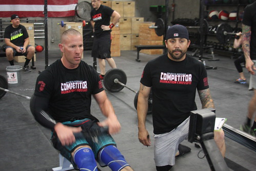 15.5 Open WOD at Ruination CrossFit