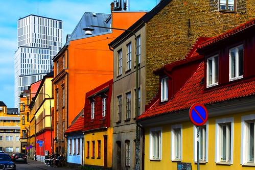 houses streets buildings siesta malmö malmö̈live gamlavä̈ster