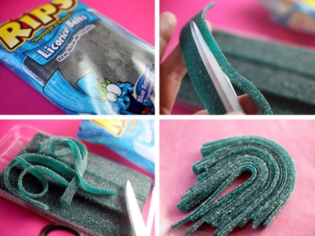 Rips Licorice Belts