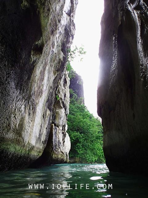 Gua Tebing batu 2