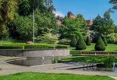 University of Nottingham, The Millennium Garden
