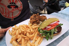 @ Seaside Restaurant in Salt Spring Island