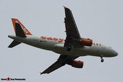 G-EZIR - 2527 - Easyjet - Airbus A319-111 - Luton M1 J10, Bedfordshire - 2014 - Steven Gray - IMG_1087