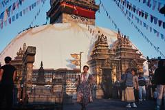 Swayambhu Stupa, the Monkey Temple