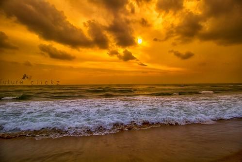 Beachphotography Nice Views Clouds And Sky Sunrise