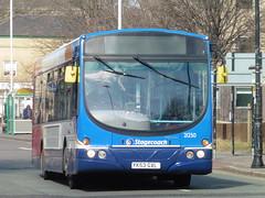 Stagecoach 21250 - YK53 GXL