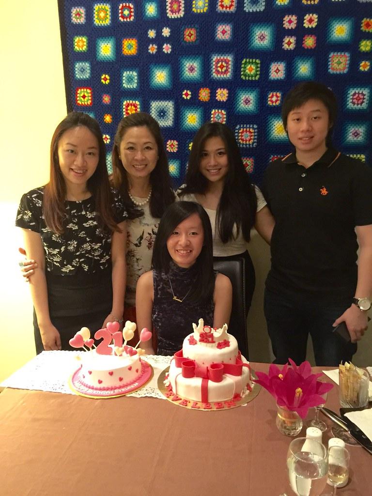 Eveleen's birthday