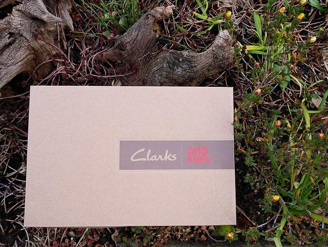 fashion blogger orla kiely bibi shoes clarks review