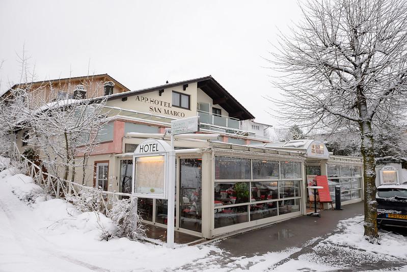 【旅館外觀】一樓其實是餐廳