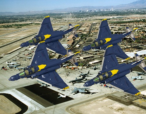 F-4J Phantom II Blue Angels