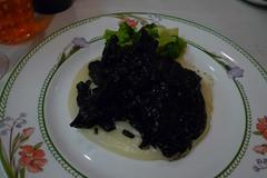 Venice - Osteria Olive Nera squid polenta
