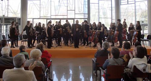 El blog de puntocoma lbum festival musika m sica bilbao - Conservatorio musica bilbao ...