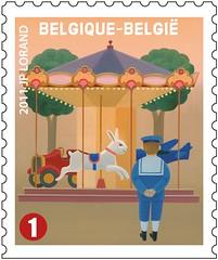 11 LA FOIRE timbrei