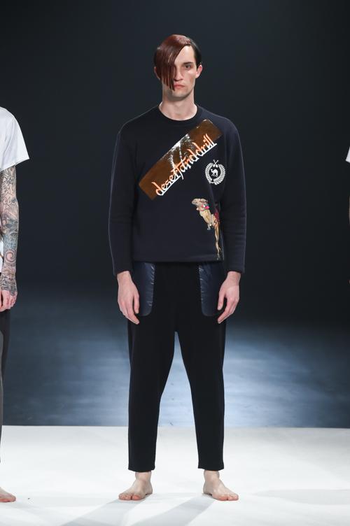 FW15 Tokyo yoshio kubo016_Max Von Isser(Fashion Press)