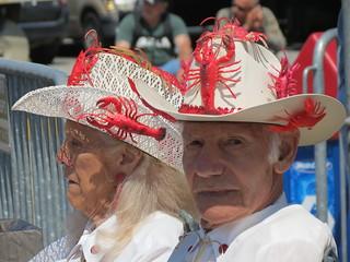 Crawfish Hats
