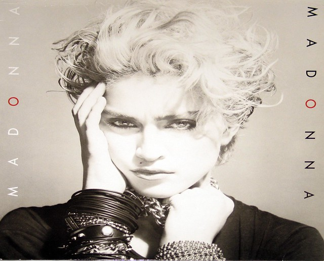 "Madonna - self-titled first album12"" Vinyl LP"