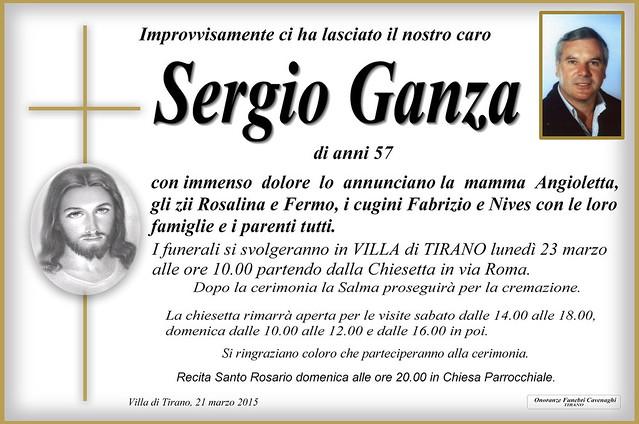 Ganza Sergio