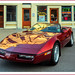 C4 Corvette With a Topping of Depot Town by sjb4photos