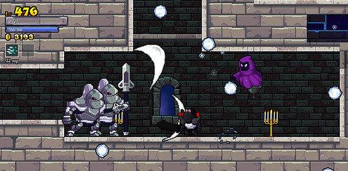 Rogue Legacy - fight
