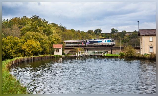 SNCF 72147, Poulangy 12.10.2014
