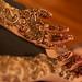 Shazia bridal mehndi