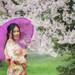 Blossom Lady by Del.Higgins