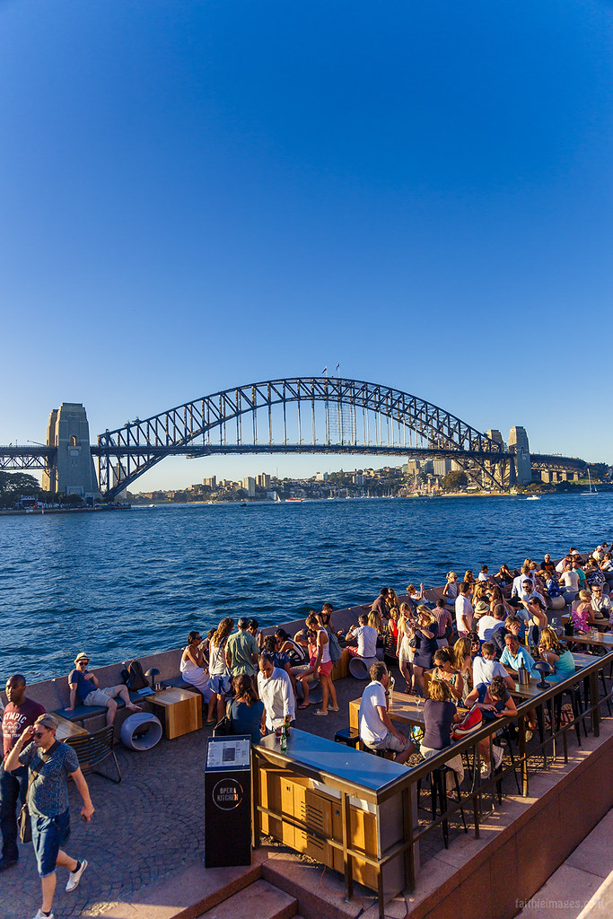 Sydney Harbour enjoyable lifestyle