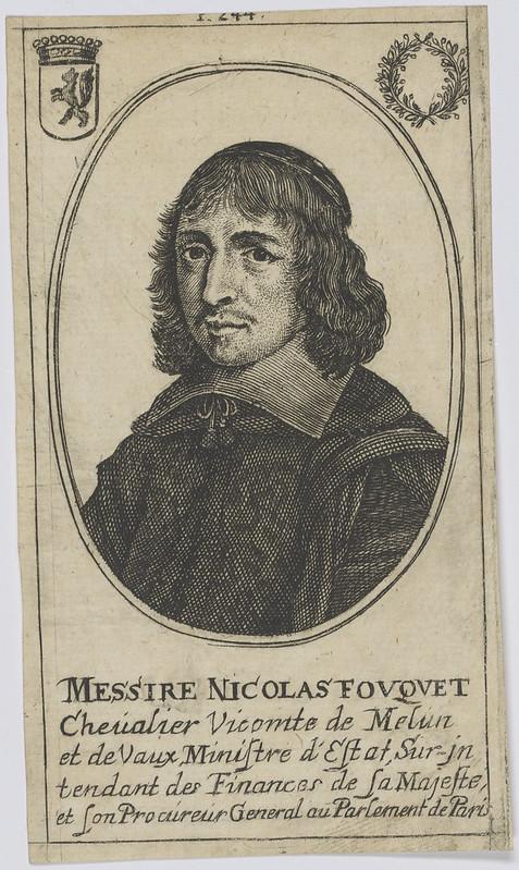 Bildnis des Nicolas Fovqvet