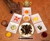 Seara (sea rabbit). Photo by Dr. Takeshi Yamada. 20120525 025. BBQ Chicken with Baked Potato. JTKG. PBC. PC . Tomato. Apple. Mandarin Orange. Orange Juice. Cold Lemon Tea. Hot Black Tea.