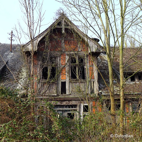 Eastern Germany - rural decay